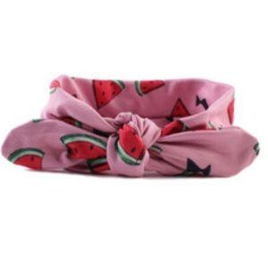 Watermelon Baby Girl Headband